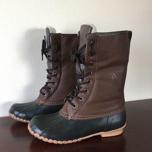 Sporto Daphne Duck Boots 7